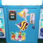 Colorful Park Fishing Arcade Machines Coin Operated Customized Size